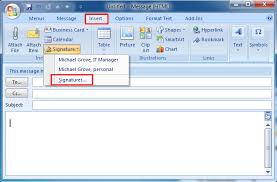Where Is Signature Stored In Outlook 2007 2010 2013 And 2016