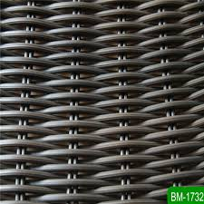 Hdpe Round Rattan Raw Material For Garden Furniture - Buy Rattan Raw  Material,Rattan Material,Round Wicker Material Product on Alibaba.com