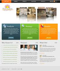 Kind Of A Unique Splash Page Style Website Design Web Design Ideas - Web design from home