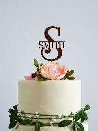 S Cake Topper Broadwaves
