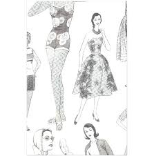 Costume Drawing Template Best Printable Templates Fashion Figure Design Drawing Template