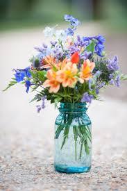 Blue Mason Jars Wedding Decor Wedding Decor Best Mason Jar Table Decorations Wedding On Their 86
