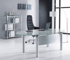 contemporary glass office. Furniture 19 Sweet Glass Office Desk Inside Contemporary U2013 I