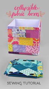 Fabric Box Pattern