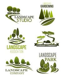 Landscape <b>Design</b> Icons, Landscaping Studio And Gardening ...