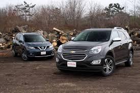 2016 Chevrolet Equinox vs 2016 Nissan Rogue - AutoGuide.com News