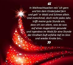 Weihnachtsgedichte Kurz Besinnlich Das Beste Von Spruch Weihnachten