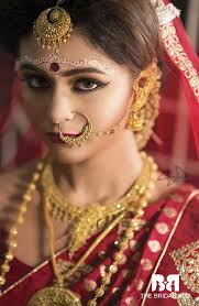 bengali bridal makeup with 10 amazing pics and videos