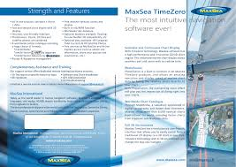 Strength And Features The Most Intuitive Navigation Maxsea