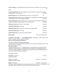 Awesome Gordon Ramsay Resume Images - Simple resume Office .