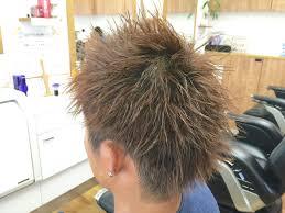 ソフトツイストパーマ ツーブロック 浜松市中区の床屋 Barbers Shop