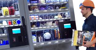 Vending Machine Equipment Cool PPE Vending Machines For Personal Safety