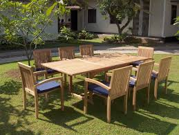 expensive patio furniture. Image Of: Solid-teak-outdoor-furniture Expensive Patio Furniture O