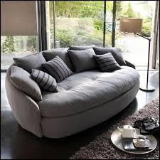 oval shaped sofa room furniture