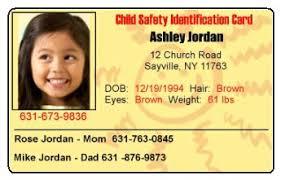 Card Service Id - Working Child Dog