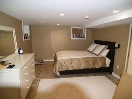 Basement Bedroom Ideas Basement Bedroom Remodel Idea With Peach Awesome Decorating A Basement Bedroom