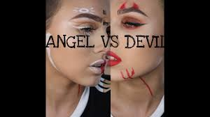 easy 2 in 1 tutorial devil vs angel yas scott