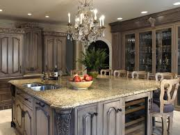 kitchen furniture cabinets. Image Of: Good Distressed Kitchen Cabinets Furniture