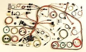 ford truck complete classic update wiring harness kit