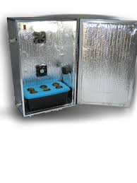 Hydroponic Grow Cabinet Ghost Mini Stealth Hydroponic Grow Box