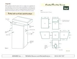 Image result for possum box plans