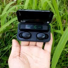 Mã ELMSM3 giảm 20K đơn bất kì] Tai nghe Bluetooth 5.0 AMOI F9 Pro cảm ứng  bản quốc tế chính hãng