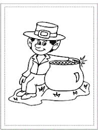St Patricks Day Coloring St Patricks Coloring Pages And Printable Activities