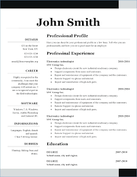 Resume Mac Pages Cv Template Resume Layout Com