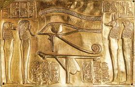 Реферат Древние боги Египта  Амулет глаз Хора Гора