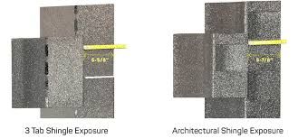 Iko Shingle Dimensions Chart To Compare Asphalt Shingle