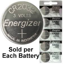 Cr2032 Battery Cross Reference Chart Energizer Ecr2032 Cr2032 3 Volt Lithium Coin Battery On
