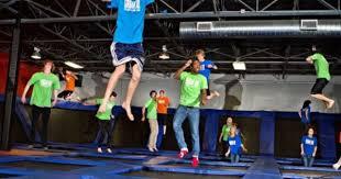 indoor trampoline park rockwall texas