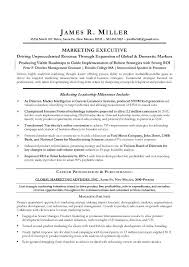 Marketing Director Resume Examples