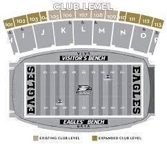 Georgia Southern To Expand Paulson Stadium Club Seating