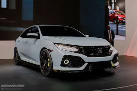 new car releases 2016 usaHonda Civic Hatchback Coming to New York Civic Si and New Type R
