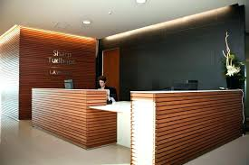 Modern office reception furniture Corner Office Reception Desk Designs Office Reception Desk Designs With Office Reception Furniture Designs Table Made In Office Reception Portalstrzelecki Office Reception Desk Designs Image Result For How To Build