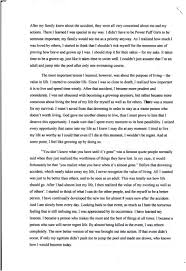 personal reflection essay popp s english iii website final narrative writing