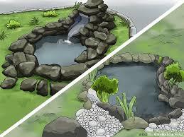 image titled make a pond step 1