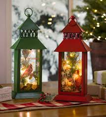 Holiday Living Lighted Lantern Pinterest