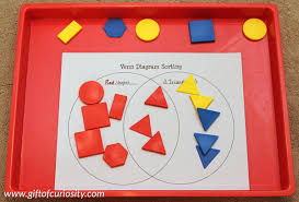 Venn Diagram Ideas Kids Practicing Advanced Sorting With Venn Diagrams Gift Of Curiosity