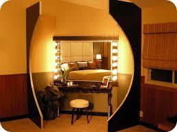 vanity mirror with lights for bedroom style