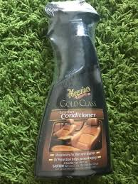 meguiar s gold class leather conditioner car accessories accessories on carou