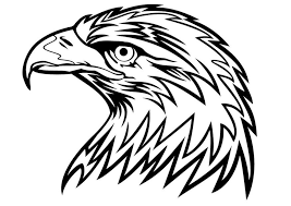Coloring Page Eagle Img 24672 Images