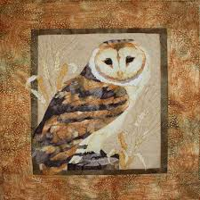 Mellow Meadow Owl Toni Whitney Bird Fusible Applique Quilt & Like this item? Adamdwight.com