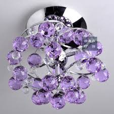 purple ceiling light fixture models