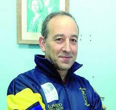 Entrevistamos a Javier Pereda, Presidente de la Federación Asturiana de Atletismo en su visita a Celorio ... - JavierPereda081