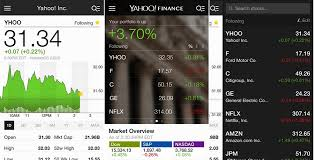yahoo finance app. Contemporary Yahoo Yahoo Finance App And App A