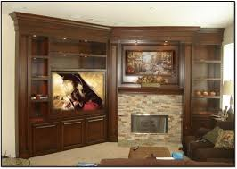 built in entertainment centers fireplace entertainment center appleton renovations part 2 addition entertainment basements and room