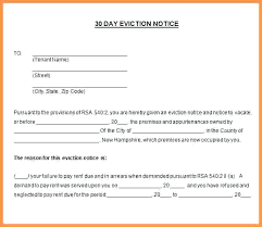Rent Notice Letter Landlord Vacate Letter To Rental Property Philippines Day