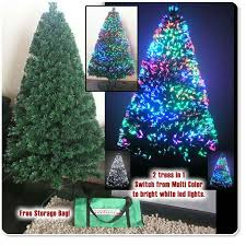 Cheap Christmas Trees  Artificial 5ft 6ft And 7ft Xmas Trees  Bu0026MBlack Fiber Optic Christmas Tree